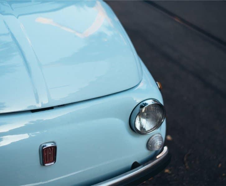 Eindelijk m'n nieuwe Fiat Punto!