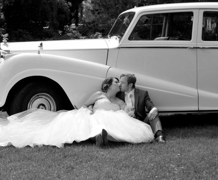 Bijna één jaar getrouwd!
