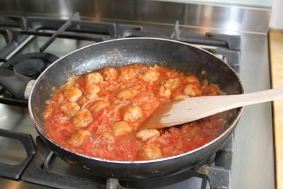 Tomaten erbij