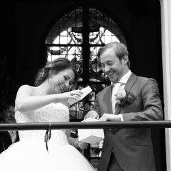 Alweer 1 jaar getrouwd!