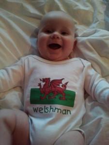Welshman!