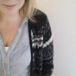 Nieuwe blouse en vest