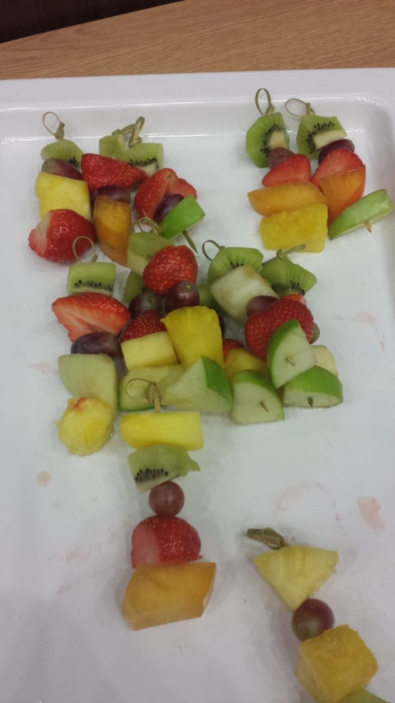 Fruithapjes
