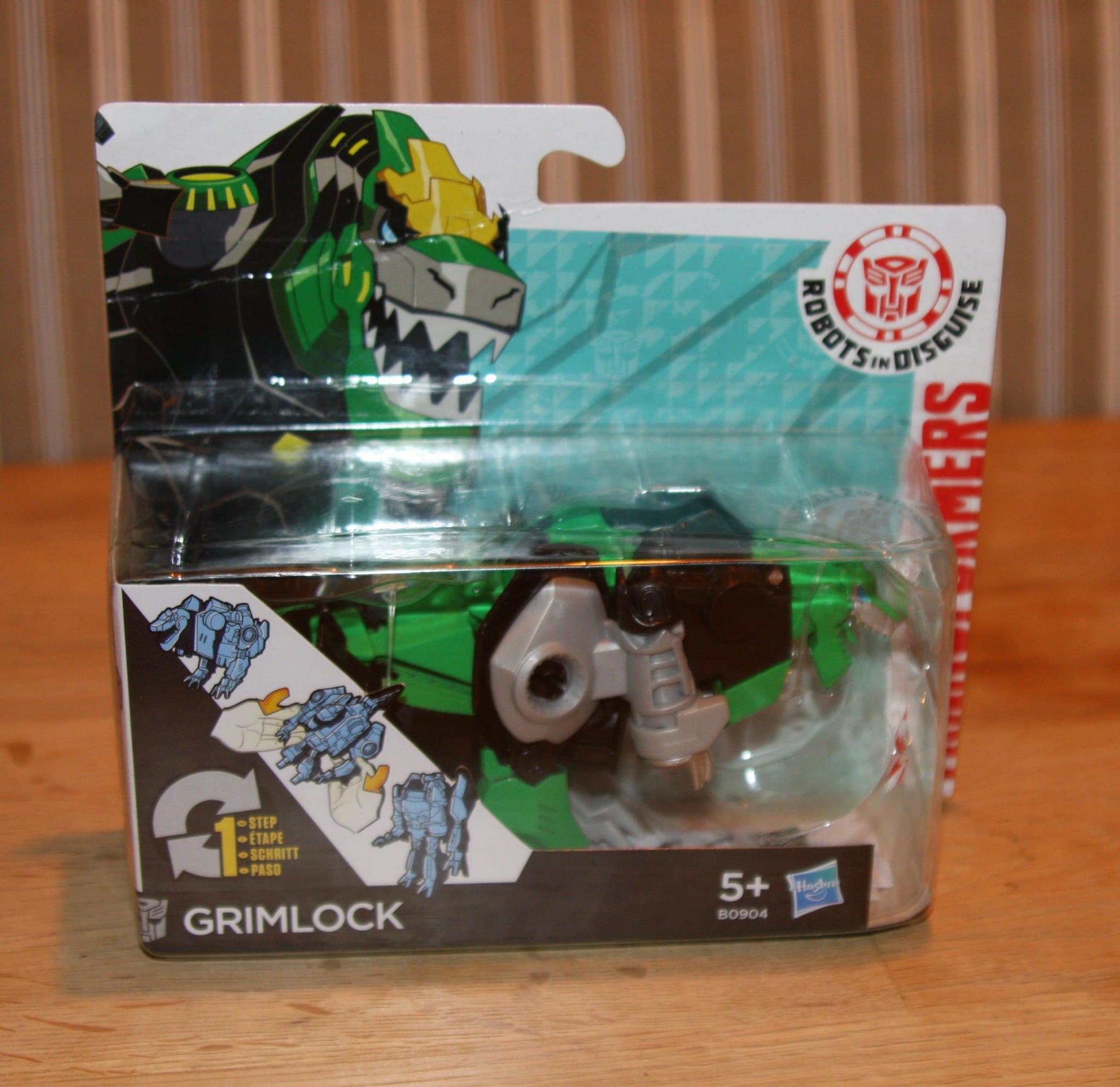 Transformer Grimlock