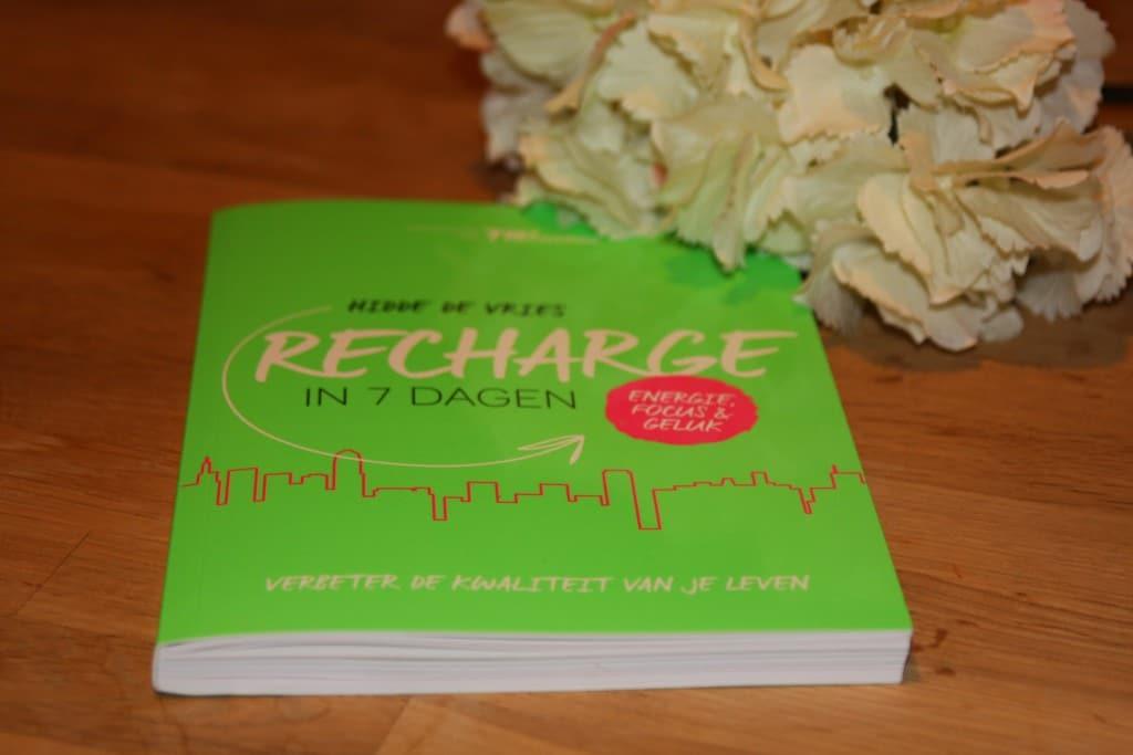Win een exemplaar van Recharge in 7 dagen!