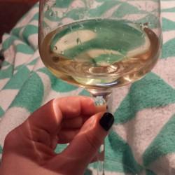 Wijn en dekentje om 23:00 uur ;-)