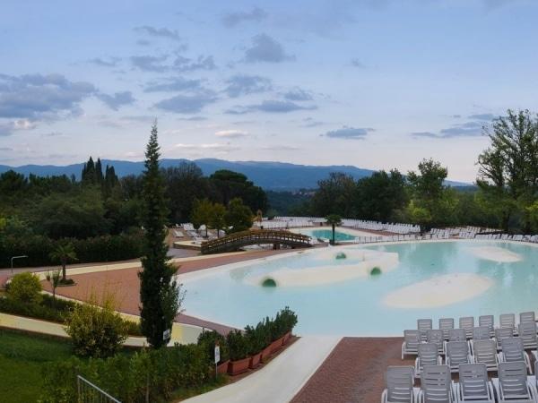 Camping vakantie in Toscane