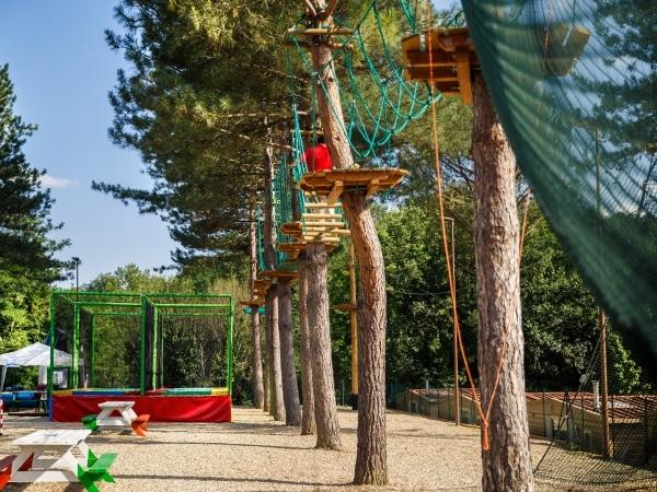 Camping vakantie Toscane