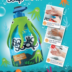 Squid Soap - Favorieten januari '16.