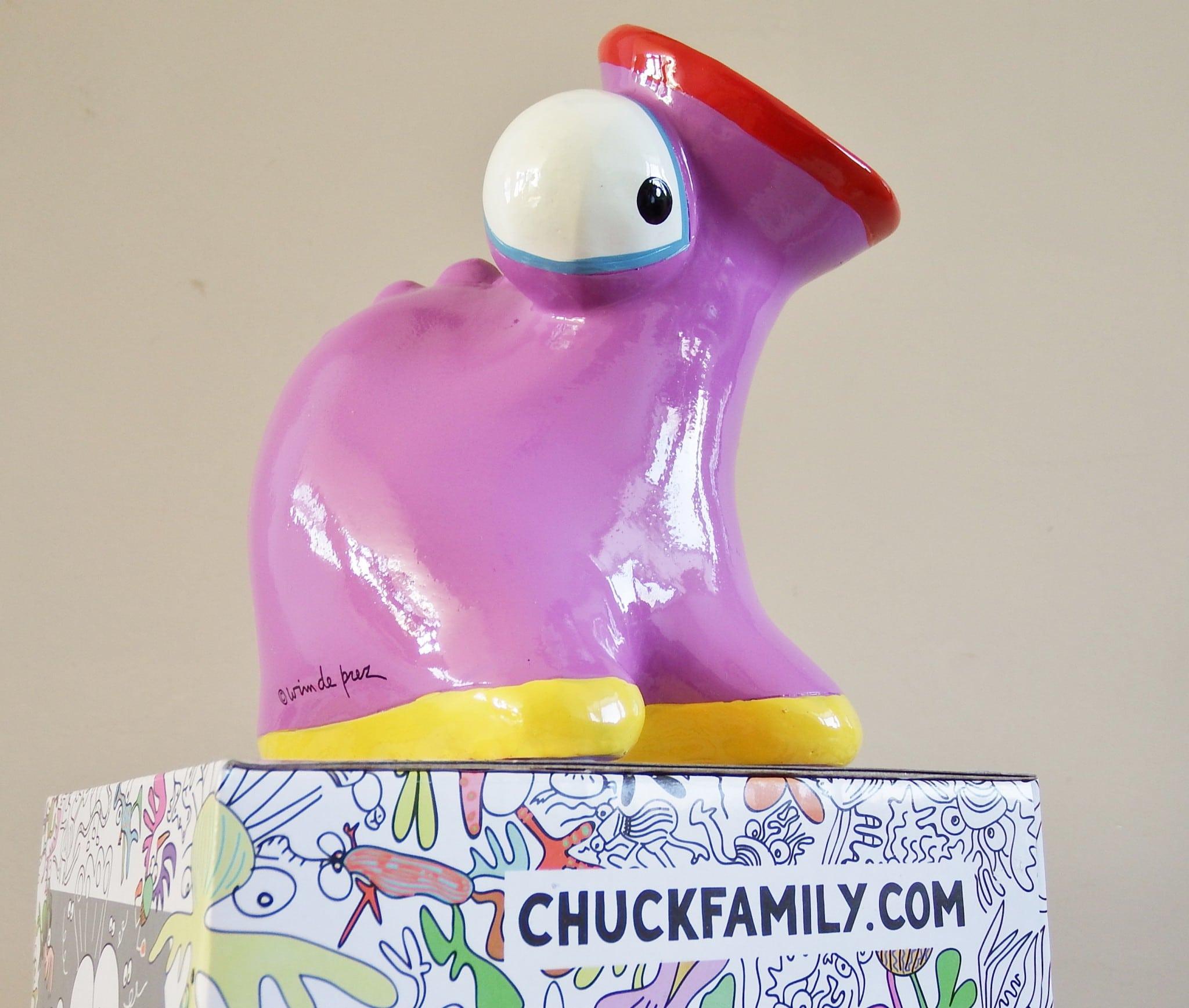 CHUCKFAMILY Ollie