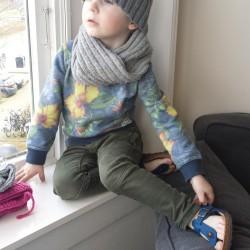 Mama, ik heb het koud :o