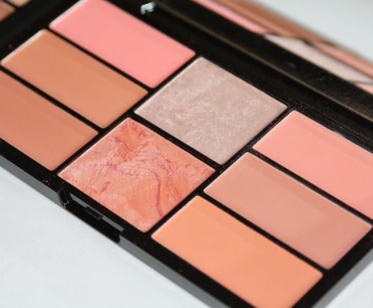 Pro Blush Paletten