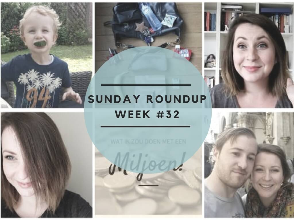 Sunday Roundup Week #32