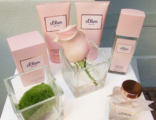 s.Oliver for her & him fragrances