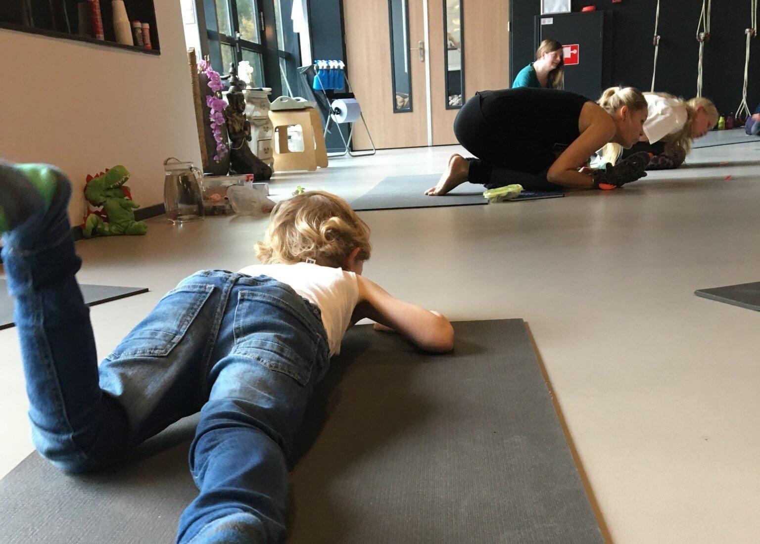 Yoga met kinderen | Strala Yoga