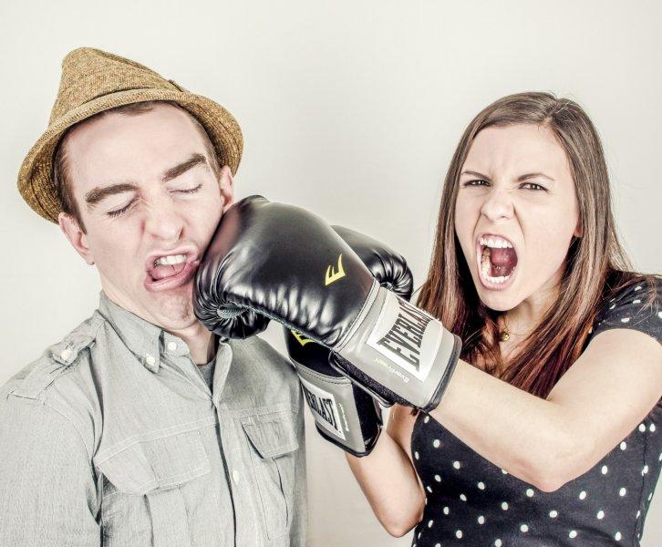 Ik schaam me voor mijn agressief randje