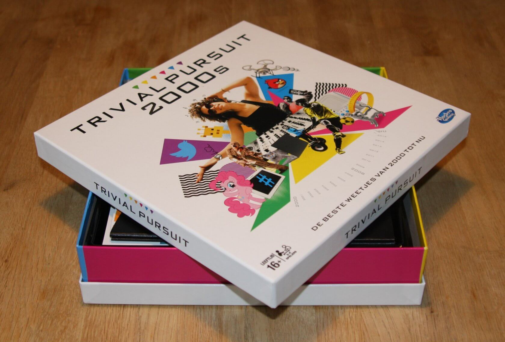 Win 5-daagse | TrivialPursuit 2000's