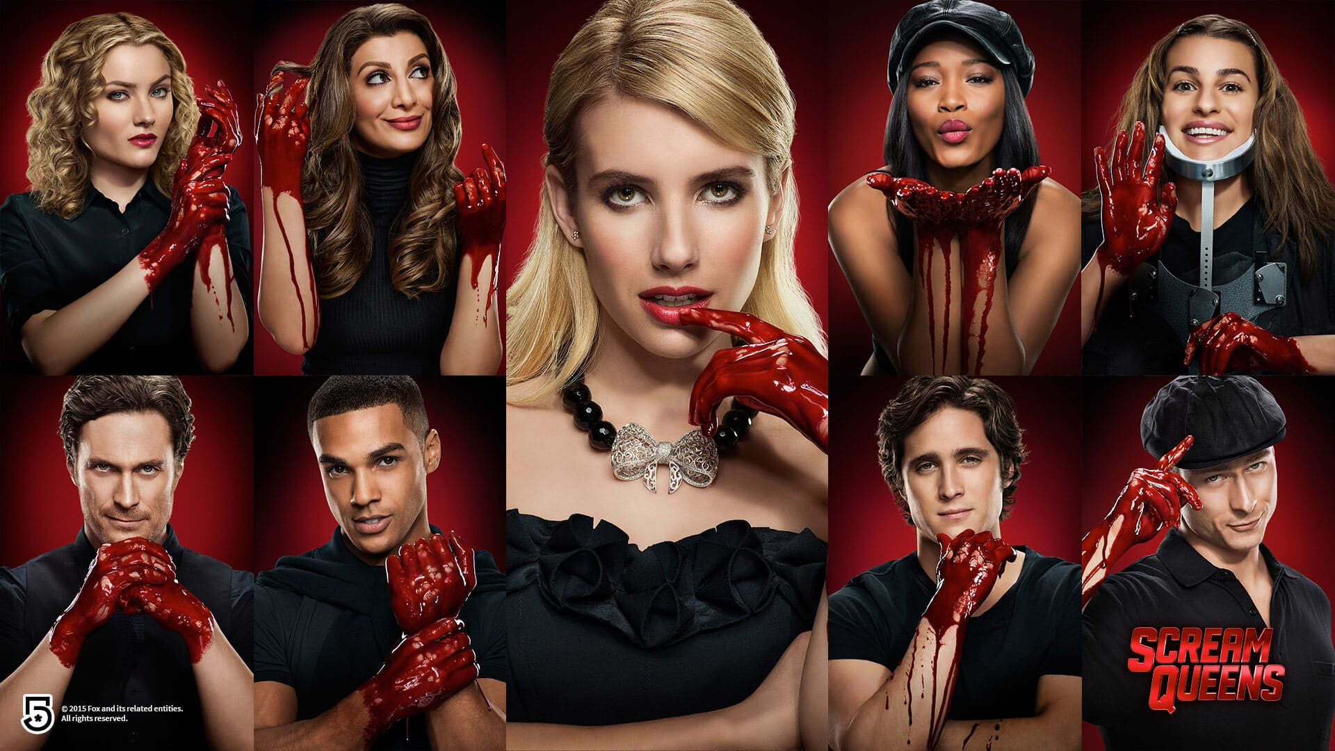 Me Time | DVD Scream Queens