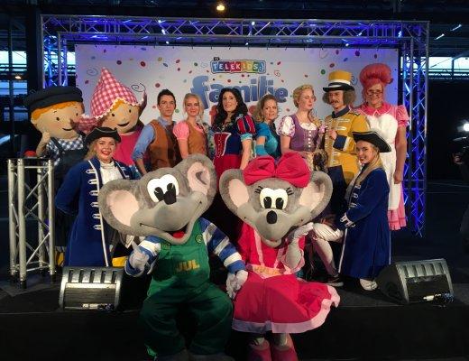 Ontmoet je TV-helden op het Telekids Familie Feest!