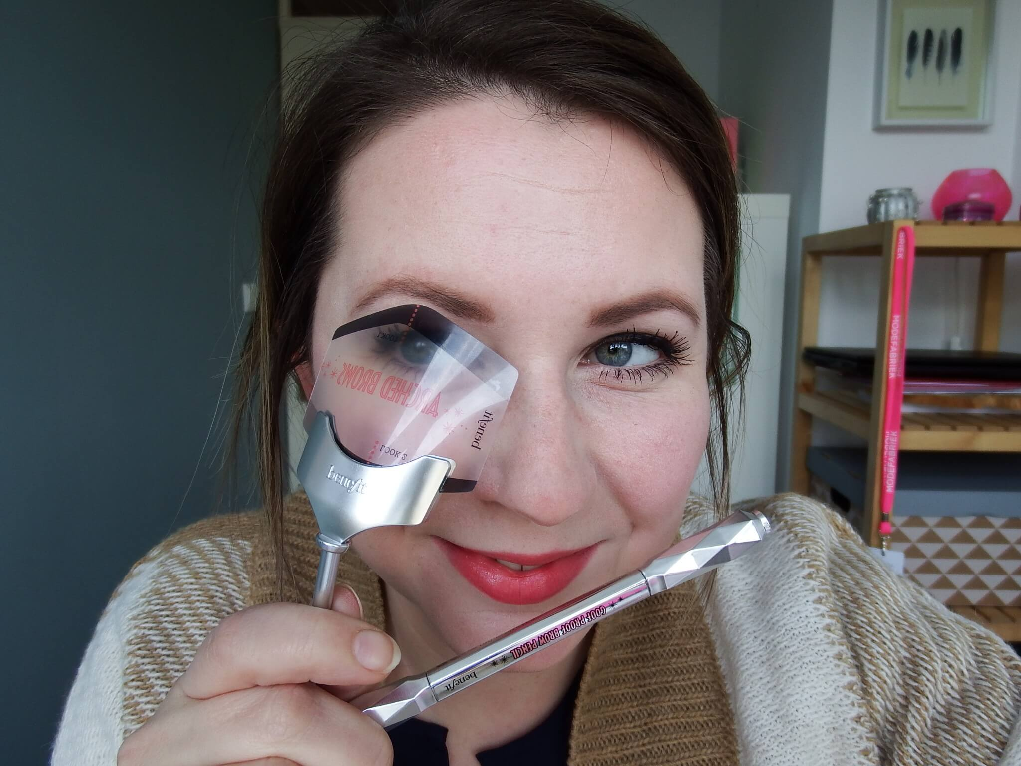Review | Benefit Soft & Natural Brows kit