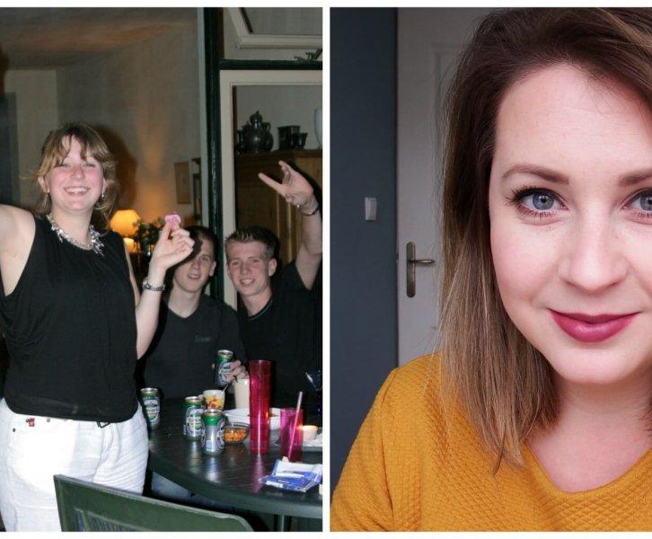 12 jaar in foto's, hoe ik veranderd ben!