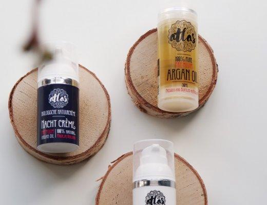 Atlas Argan Olie | Eerste hulp bij een droge huid!