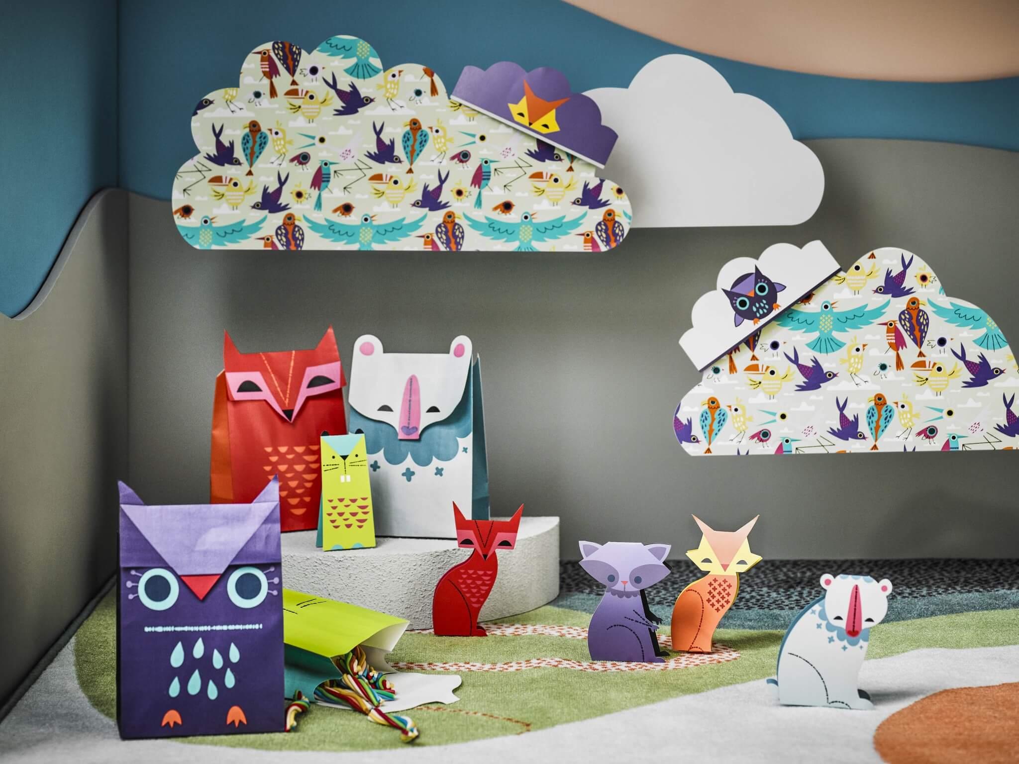 Prikkel je fantasie met de nieuwe IKEA kids collectie!