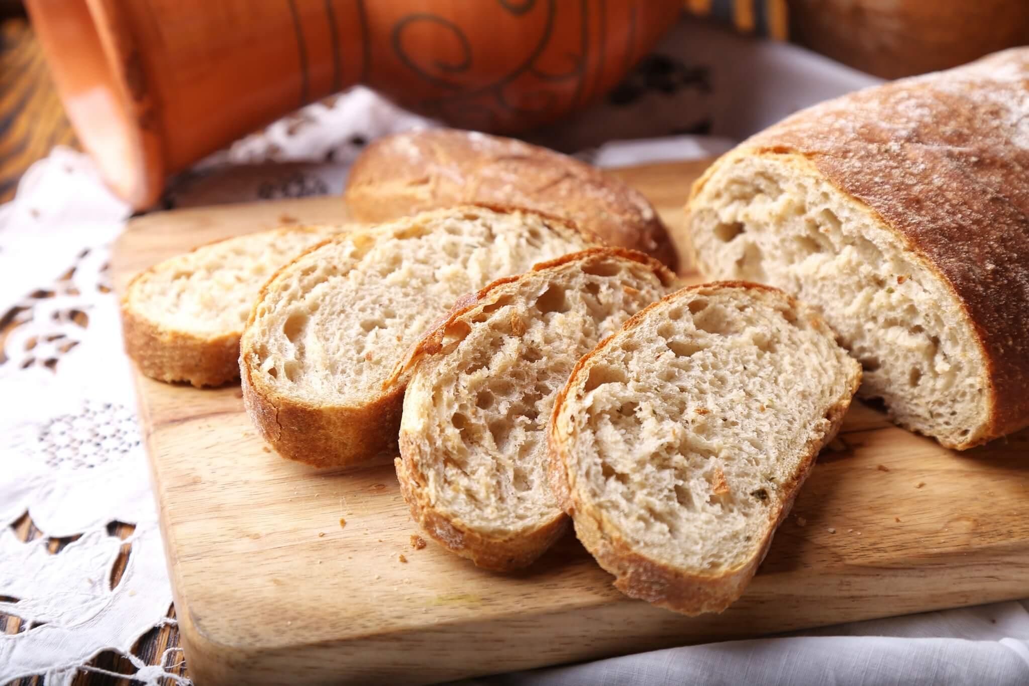 Recept | Crostini met Aubergine kaviaar