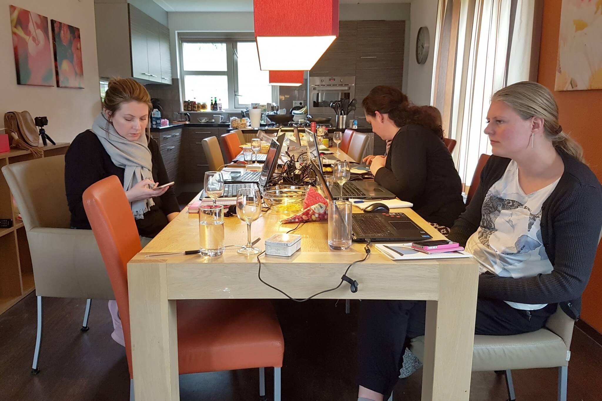 Mamabloggersweekend | Workshops, Lachen en Foute nummers!