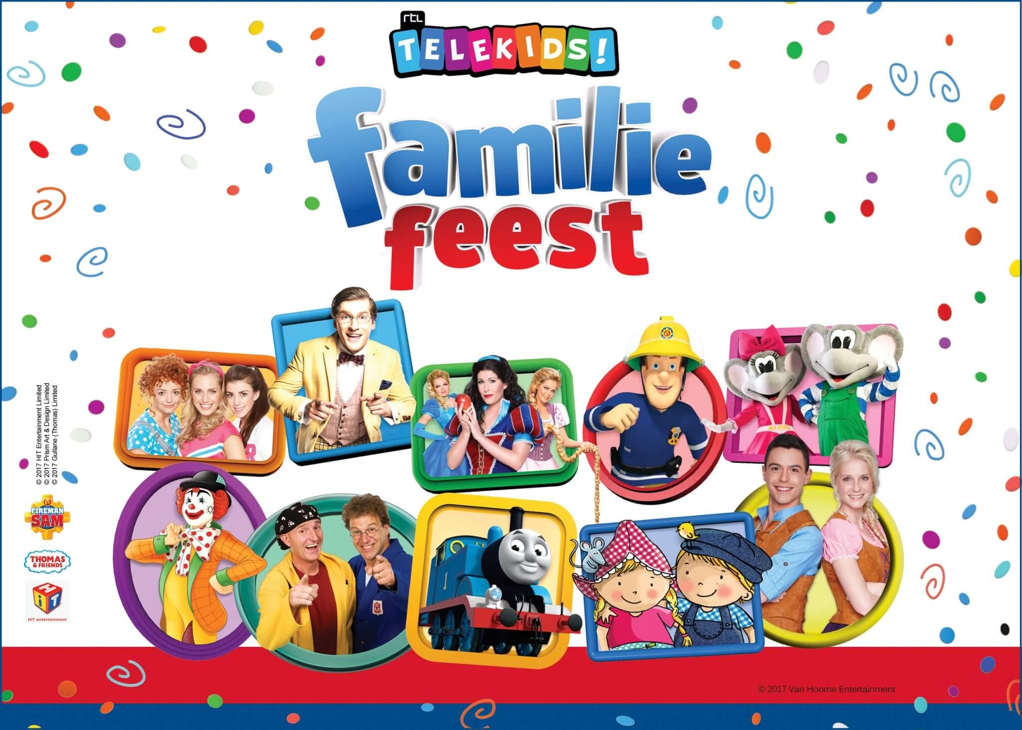 Win op LC   #6 2x2 kaartjes voor het Telekids Familie Feest!