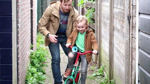 Weekvlog #15 | Leren fietsen & dagje Hellendoorn!
