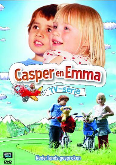 Winnen! | dvd van de tv-serie Casper en Emma