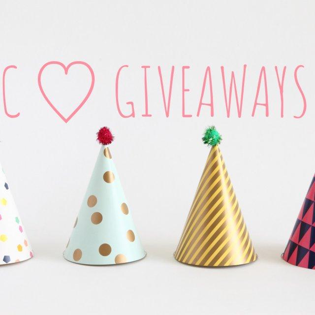 Aankondiging mega grote winactie week   LC ♡ Giveaways
