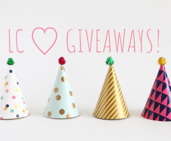 Aankondiging mega grote winactie week | LC ♡ Giveaways