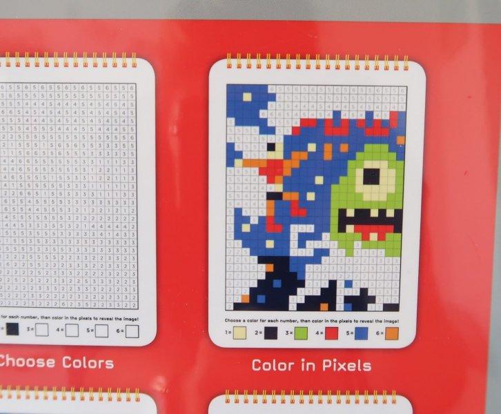 LC ♡ Giveaways   #4 Pixel Pictures Superhero van Mudpuppy
