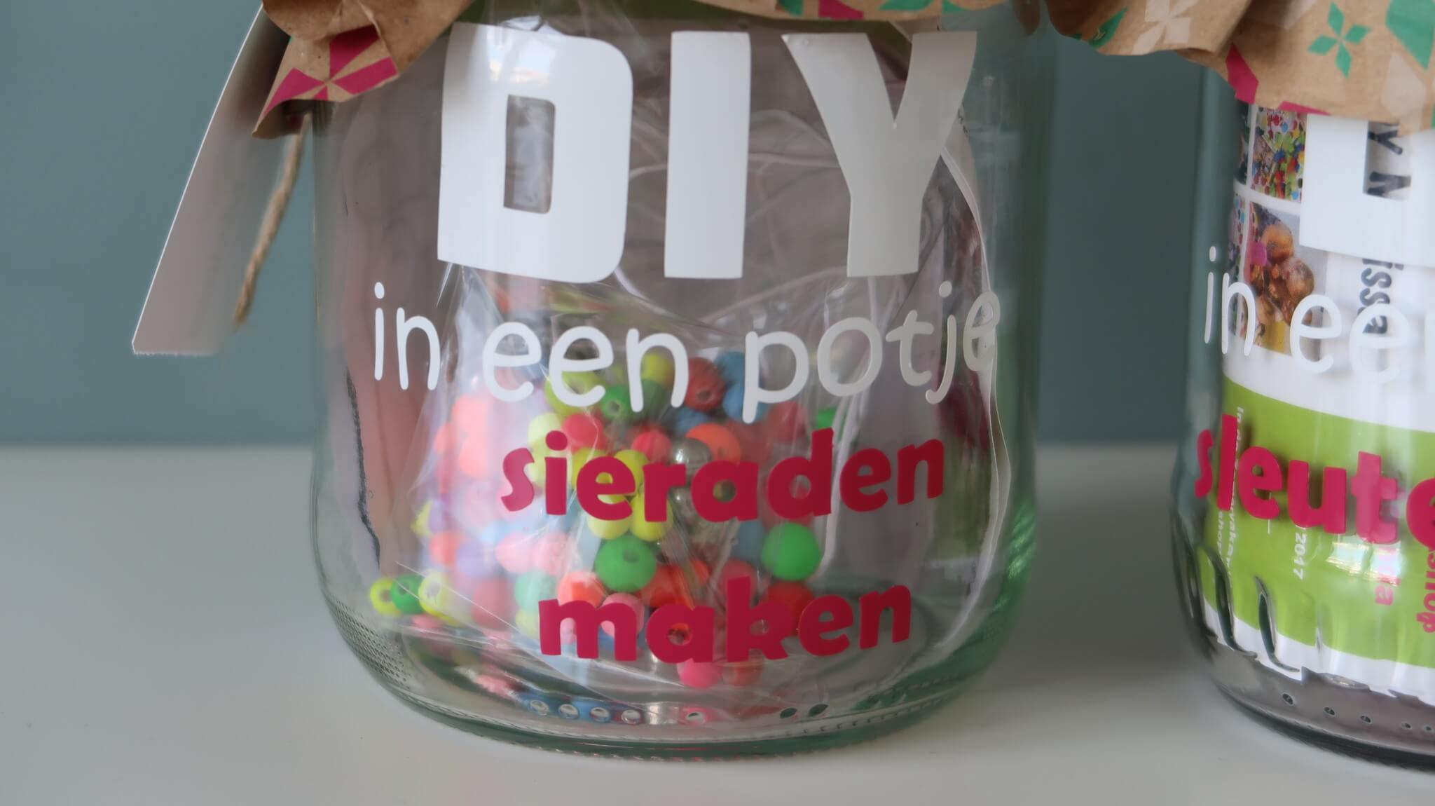 LC ♡ Giveaways | #8 2 x DIY pot van Made by Melissa