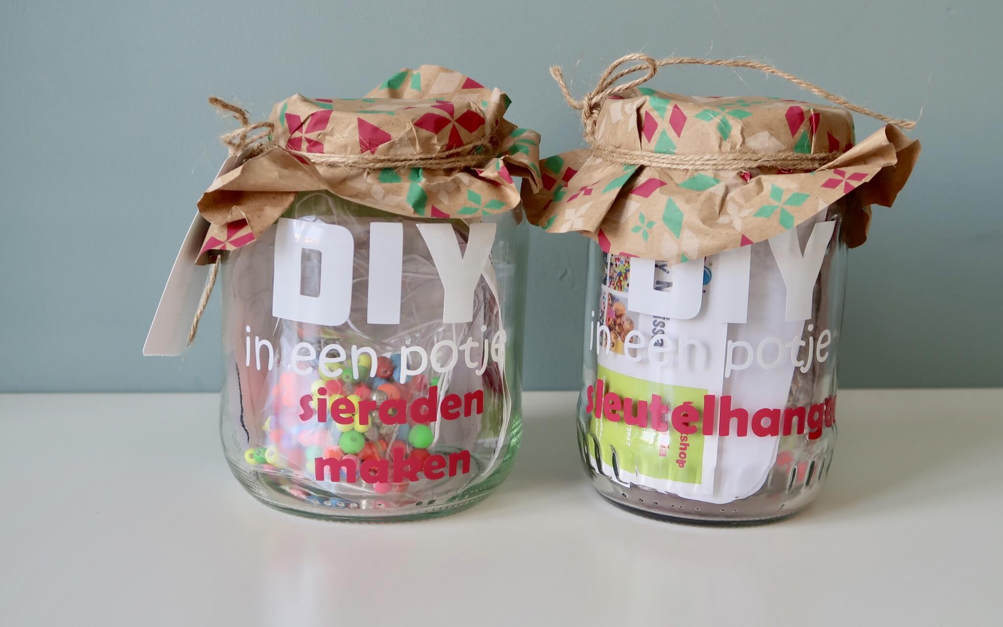 LC ♡ Giveaways   #8 2 x DIY pot van Made by Melissa