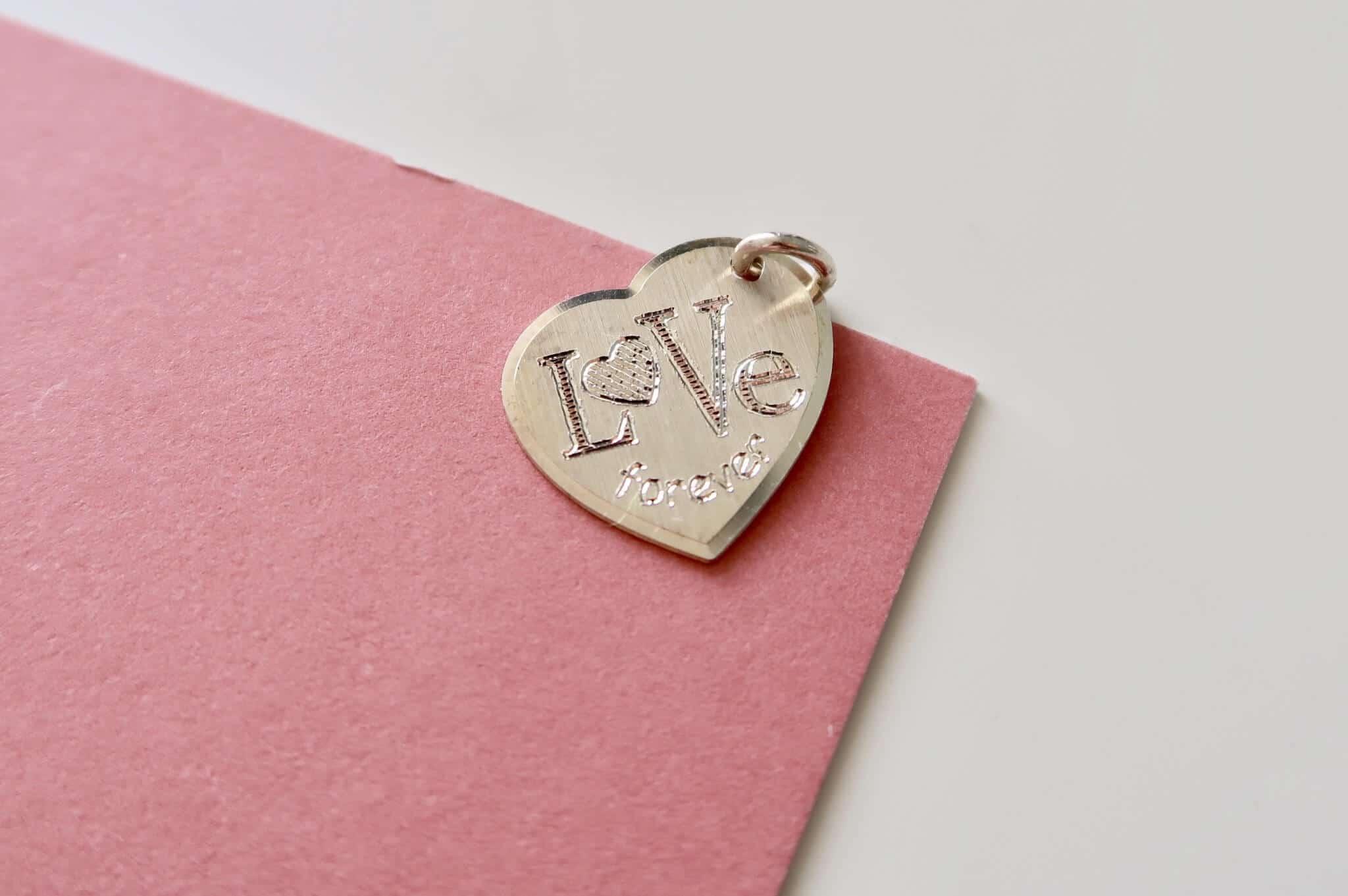 LC ♡ Giveaways | #9 Zilveren hanger van Lucardi