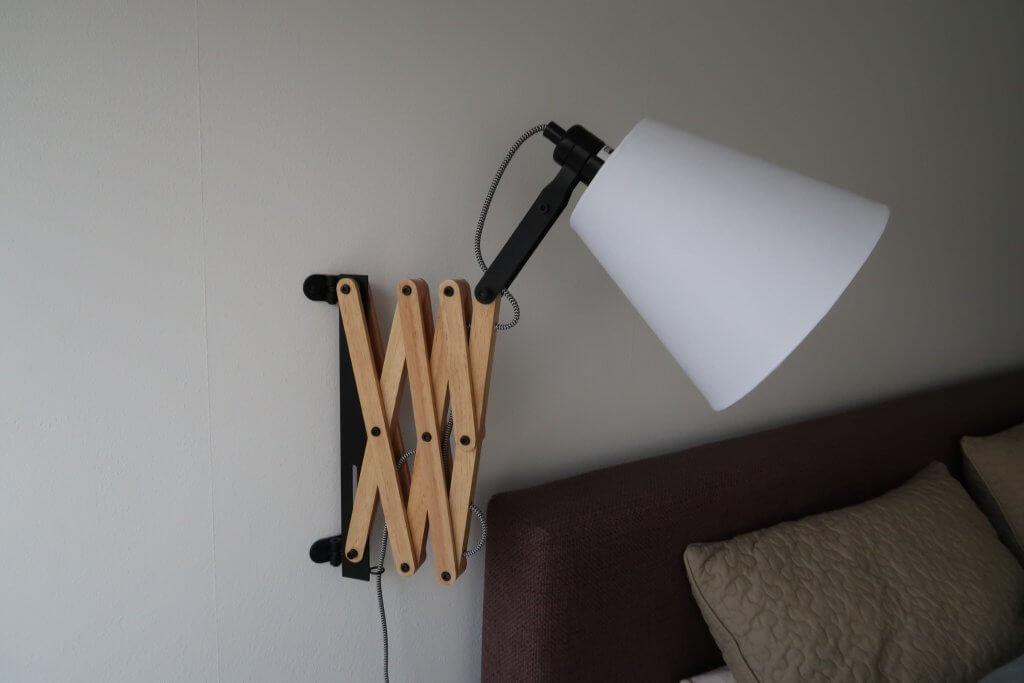 Grote Slaapkamer Lamp : Plafondlamp grote stoffen kap licht voor in de slaapkamer keuken