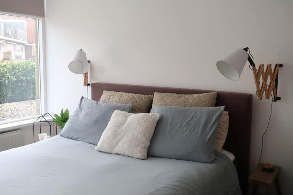 De grote slaapkamer metamorfose!