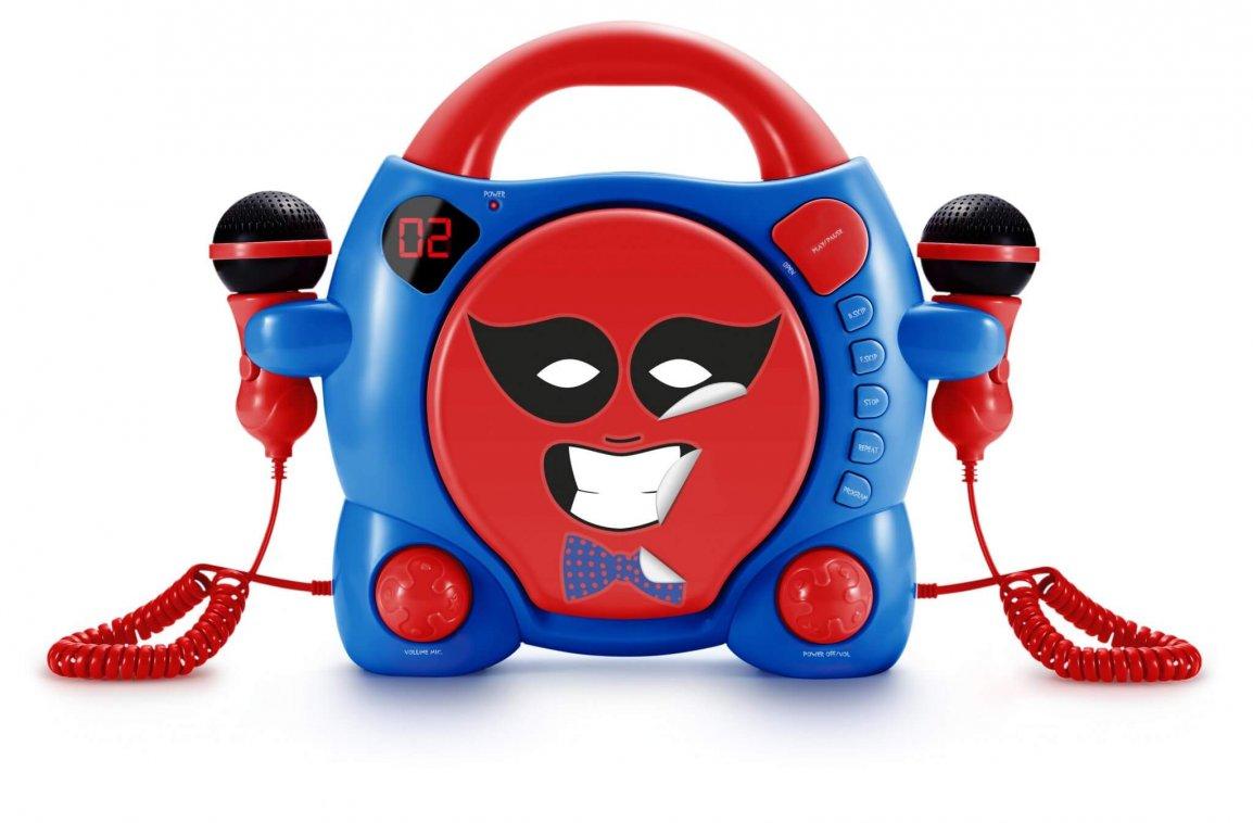 Winnen! | Bigben Kids karaoke CD-speler Billy!