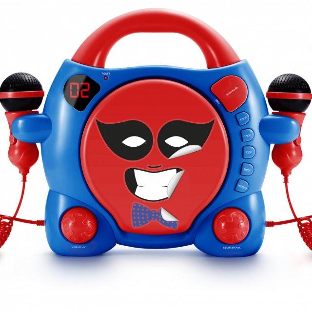 Winnen!   Bigben Kids karaoke CD-speler Billy!