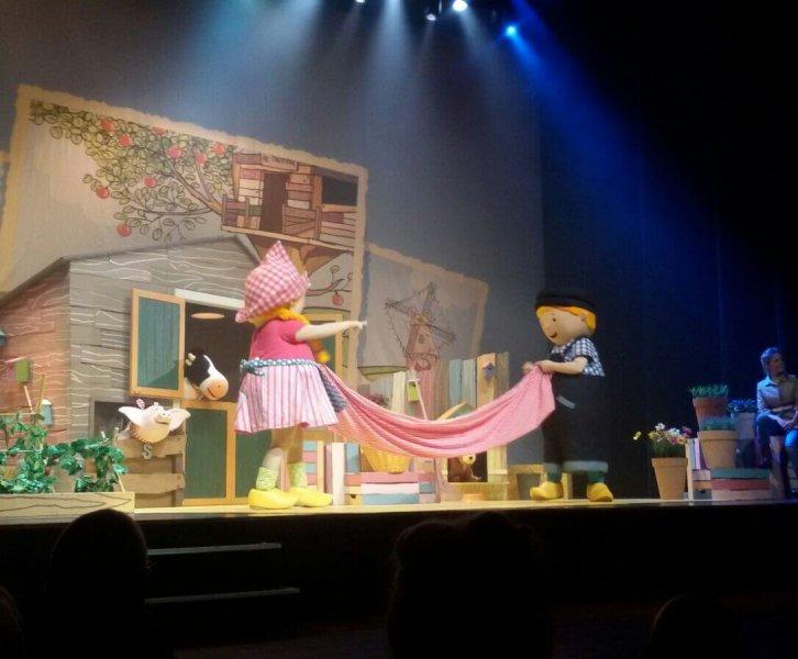 Theatershow Fien & Teun, feest op de boerderij!
