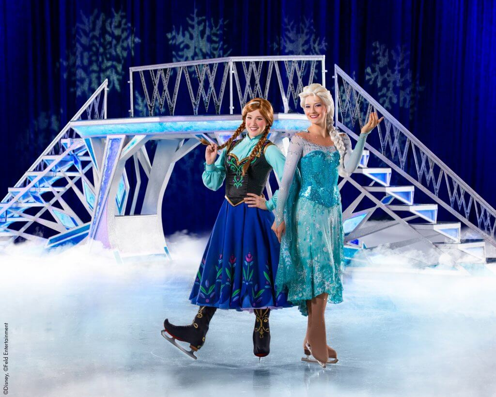Win 4 zilveren tickets voor Disney on Ice presenteert Betoverende Werelden!