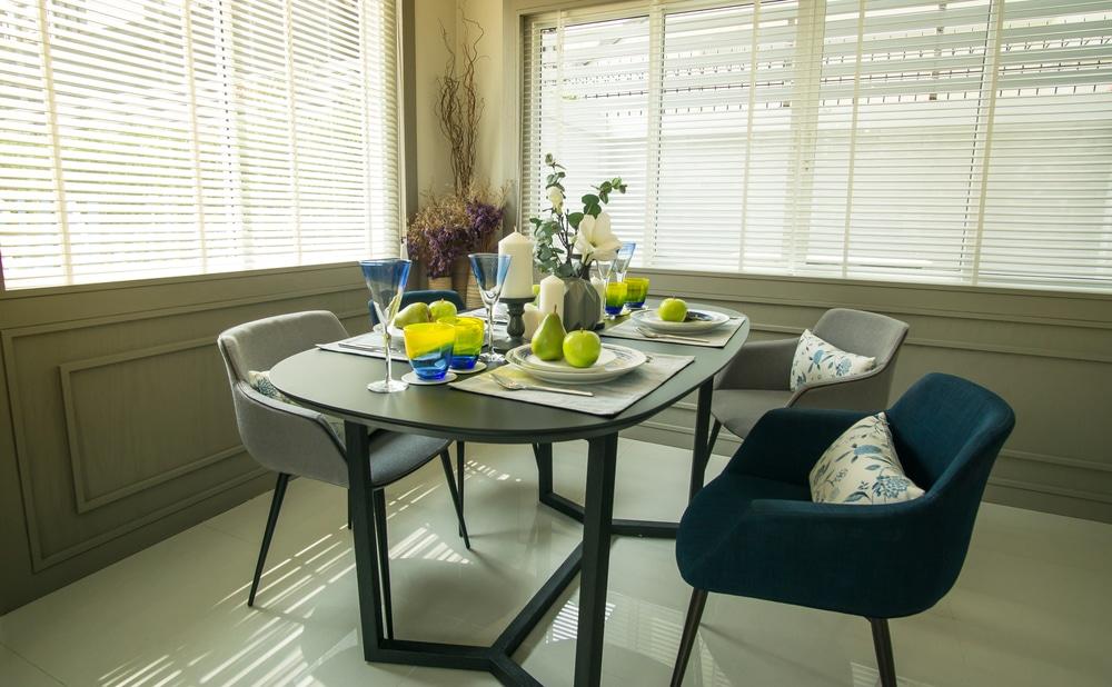 Interieur inspiratie | Een ronde eettafel!