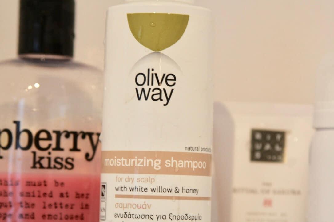 Olive Way | Nooit meer een jeukende hoofdhuid!
