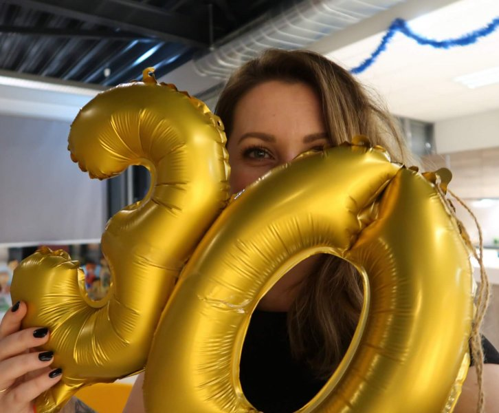 Lovely Pictures | Dirty Thirty surpriseparty!