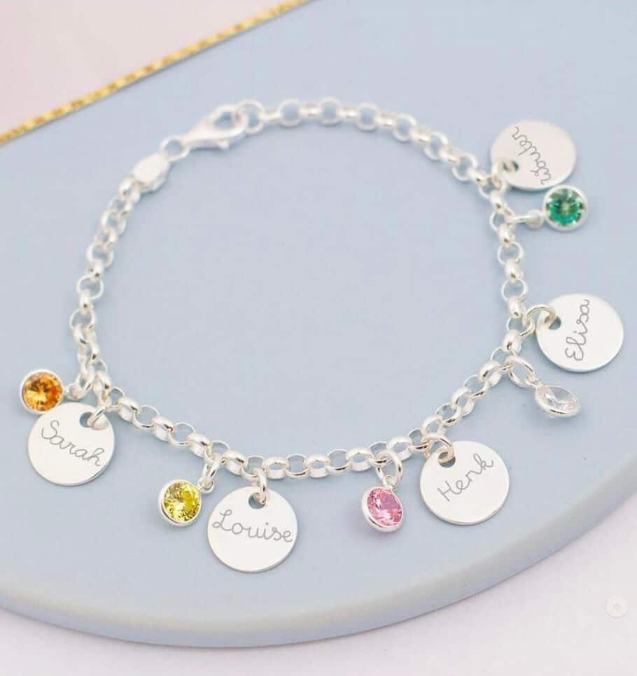 Genoeg Karin | KAYA sieraden, wat een mooi cadeau! | Lovely Charlotte #YG35