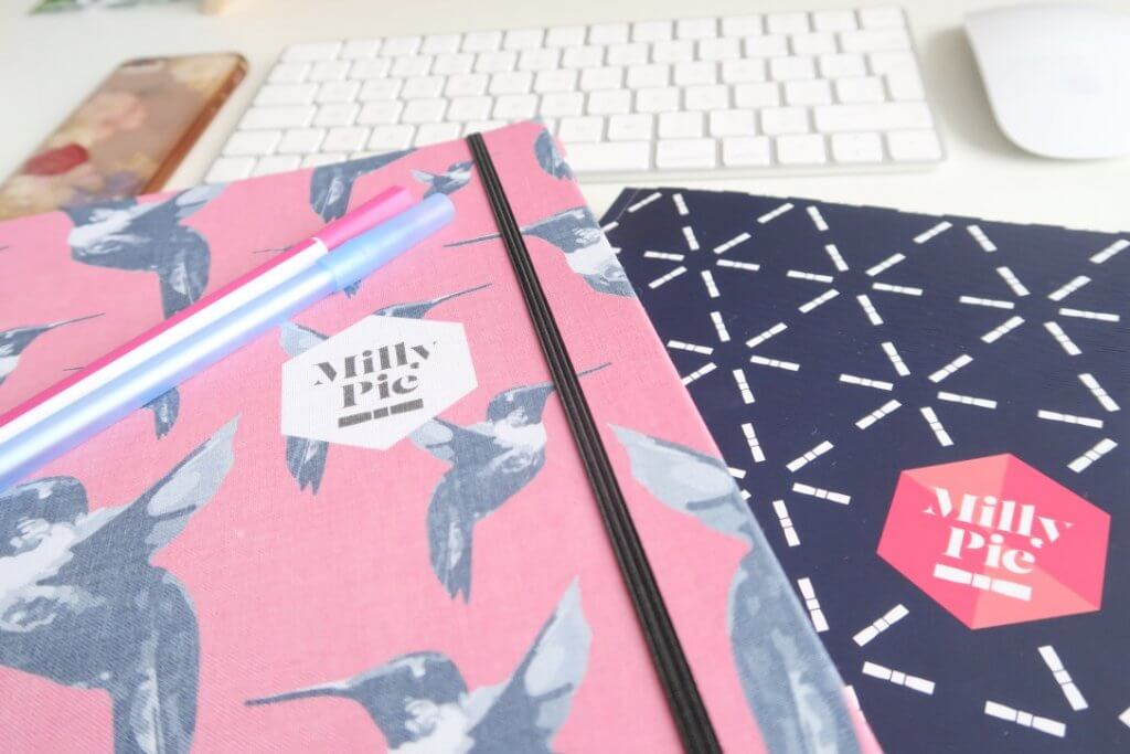 Verjaardag Giveaway #28 | Milly Pie met Did&Doo notebook!