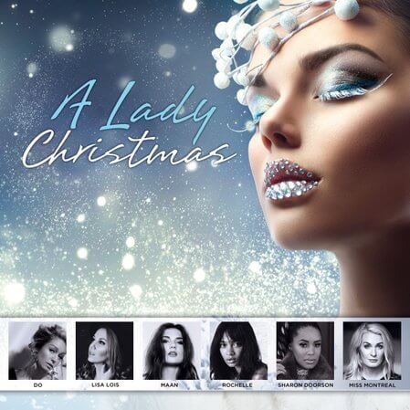 "Verjaardag Giveaway #7 | 3x CD ""A Lady Christmas"""